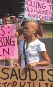 code pink activist